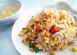Hong Kong Garden Special Fried Rice