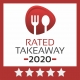 2020 5Star Rated Takeaway