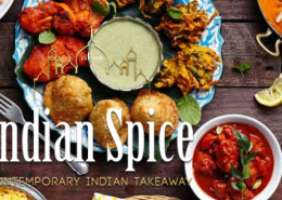 Indian Spice in Pelton