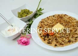 Vegetarian Buffet Catering in Ilford